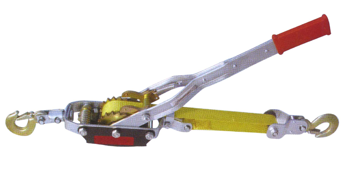 HAND PULLER,BELT SERIES,TWO GEARS TWO HOOKS