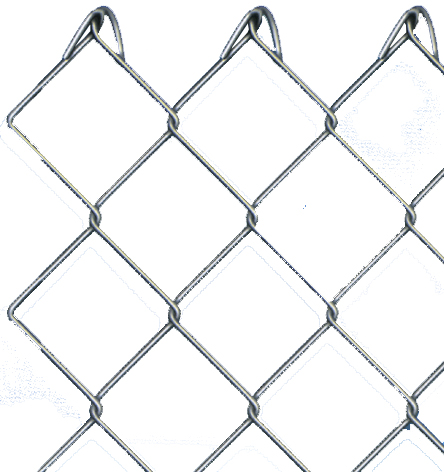 CHAIN LINK FENC, GALV.
