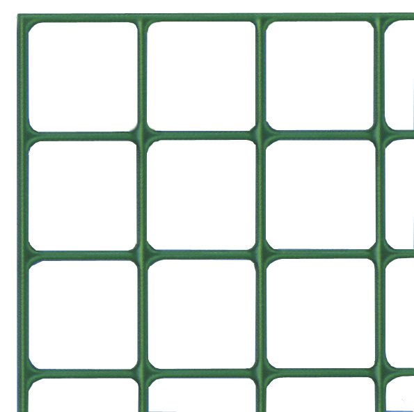 WELDED WIRE MESH, PVC COATED
